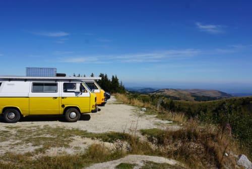 Wohnmobil mieten in Neschwitz von privat | VW Benno