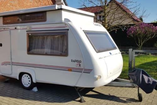Wohnmobil mieten in Mettingen von privat | Rapido Rapido