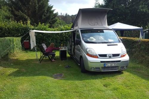 Wohnmobil mieten in Barmstedt von privat | Renault RENATE