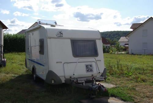 Wohnmobil mieten in Mandelbachtal von privat   Knaus Knaus Azur