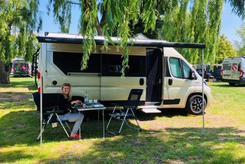 Wohnmobil mieten in Ingelheim am Rhein von privat | Mooveo Goldie