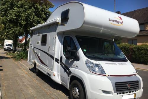 Wohnmobil mieten in Röthenbach an der Pegnitz von privat | Fiat Mobby