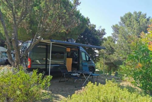 Wohnmobil mieten in Landsberg am Lech von privat | Pössl  Pössl 111