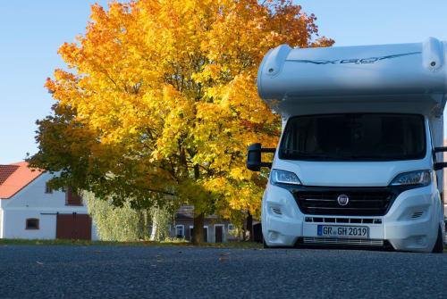 Wohnmobil mieten in Ascheberg von privat | Fiat XGO Ferienwelt