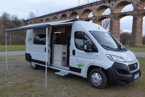 Wohnmobil mieten in Bietigheim-Bissingen von privat | Euramobil M-Reisemobil
