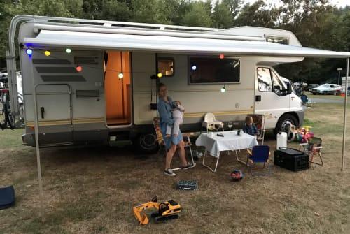 Wohnmobil mieten in Zuidoostbeemster von privat | Fiat 2.5TDI / Hymer Cruz Ramirez