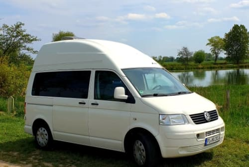 Wohnmobil mieten in Barmstedt von privat | VW  Moby Dick