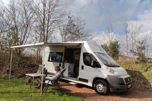 Wohnmobil mieten in Noord-Scharwoude von privat | Fiat Ducato Mooie buscamper