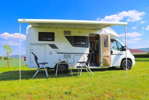 Wohnmobil mieten in Backnang von privat | Adria Holly