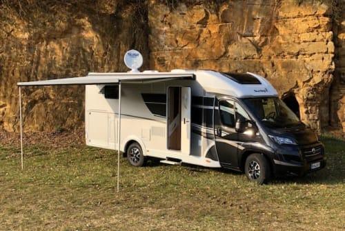 Wohnmobil mieten in Neumarkt in der Oberpfalz von privat   Sunlight  Sunny