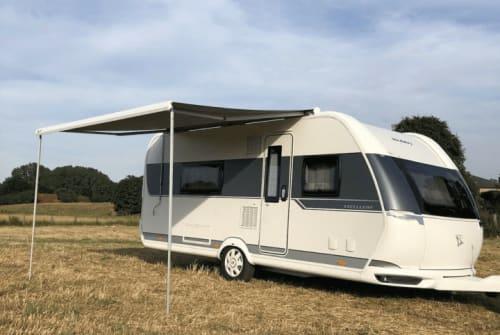 Wohnmobil mieten in Syke von privat   Hobby Davids Camper