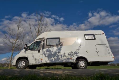 Wohnmobil mieten in Delmenhorst von privat   Sunlight DELFI