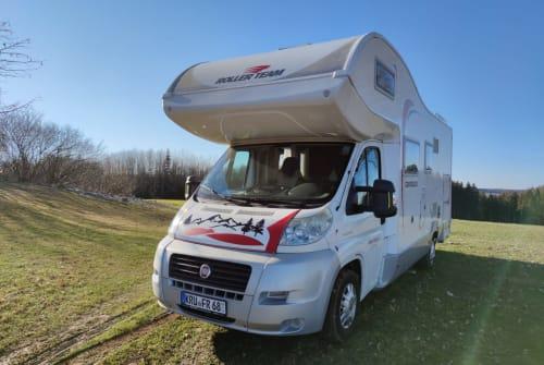 Wohnmobil mieten in Krumbach von privat | Roller Team Granduca
