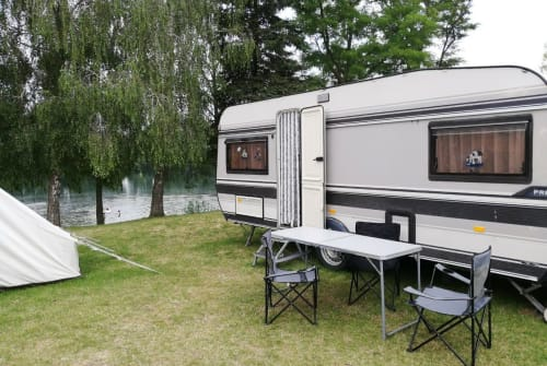 Wohnmobil mieten in Wesel von privat   Hobby Old Prestige
