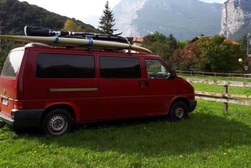Wohnmobil mieten in Dippoldiswalde von privat | VW T4 Wochenendbusi