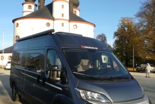 Wohnmobil mieten in Tirschenreuth von privat | Globecar Globi