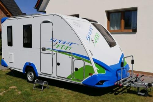 Wohnmobil mieten in Geseke von privat   Knaus Räubertochter