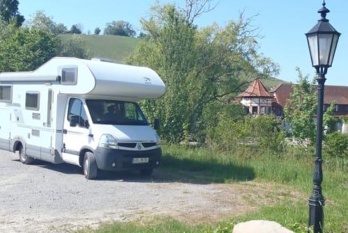 Wohnmobil mieten in Öhringen von privat | Knaus Murmelbär