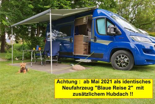 Wohnmobil mieten in Geltendorf von privat | Knaus Blaue Reise 1