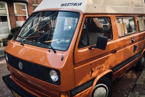 Wohnmobil mieten in Den Haag von privat | VW Joker