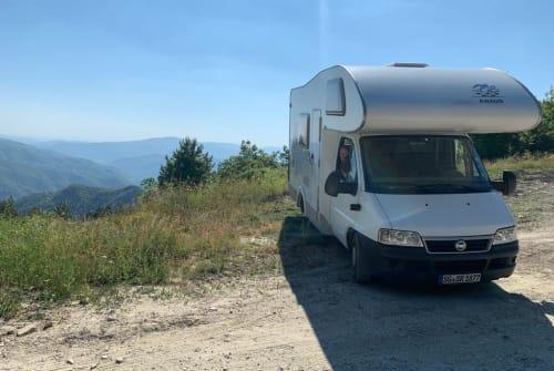 Wohnmobil mieten in Solingen von privat | Knaus Tardis - Knaus