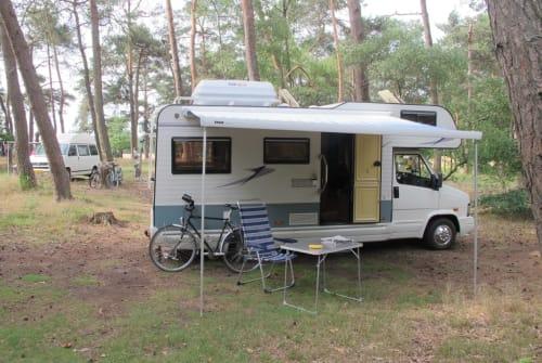 Wohnmobil mieten in Den Haag von privat | Peugeot TokoH
