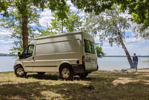 Wohnmobil mieten in Berlin von privat | Ford Frank