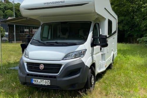 Wohnmobil mieten in Bad Soden-Salmünster von privat | Weinsberg Paula