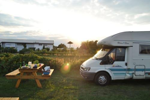 Wohnmobil mieten in Bochum von privat | Ford Lisa