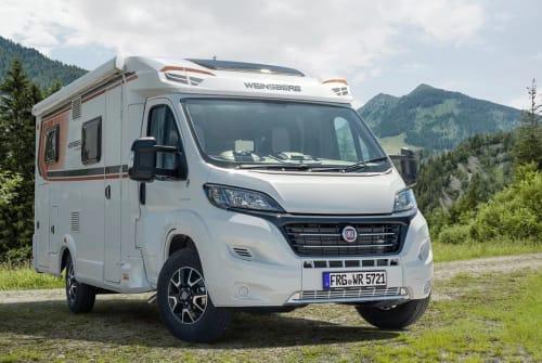 Wohnmobil mieten in Pilsach von privat   Weinsberg Peppi