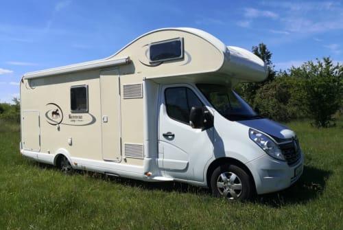 Wohnmobil mieten in Schkopau von privat | Renault Max