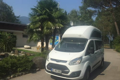 Wohnmobil mieten in Viöl von privat | Ford Ford Nugget Nordfriesland