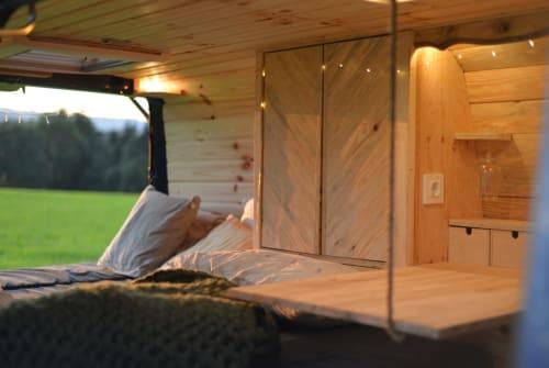 Wohnmobil mieten in Gräfelfing von privat | VW Willi