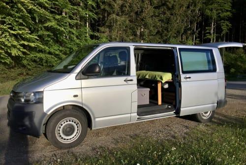 Wohnmobil mieten in Linz von privat | VW Pippo