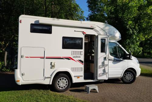 Wohnmobil mieten in Erlangen von privat | Challenger Tommy's WoMo