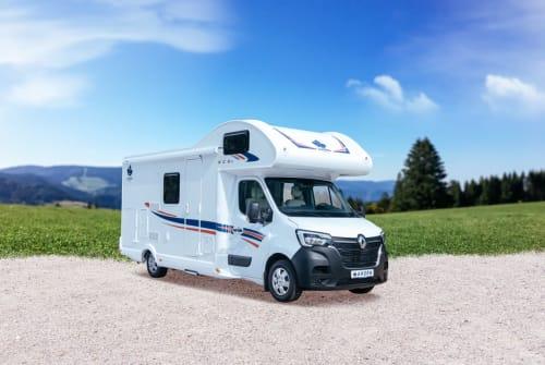 Wohnmobil mieten in Neuss von privat | Ahorn AC680 Eco+