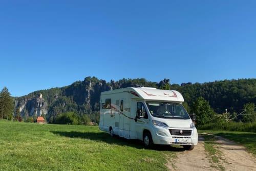 Wohnmobil mieten in Porta Westfalica von privat   Rimor SILVERLINE