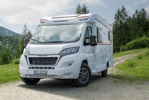 Wohnmobil mieten in Braunschweig von privat | Weinsberg Camp4life1