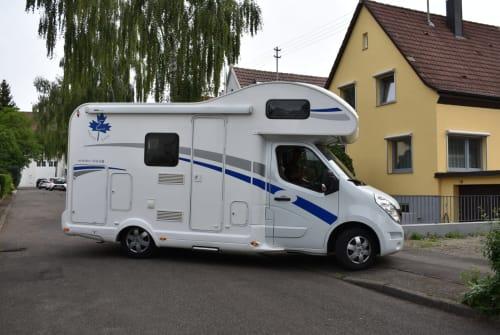 Wohnmobil mieten in Kornwestheim von privat | Ahorn Bambi