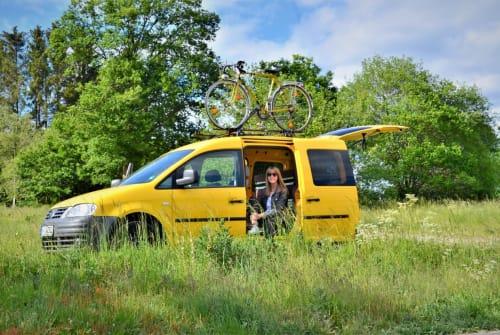 Wohnmobil mieten in Plettenberg von privat   VW Carl