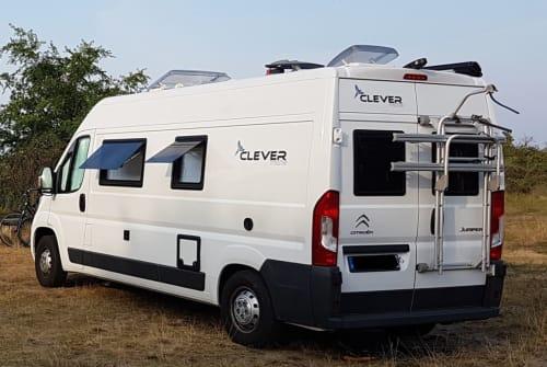 Wohnmobil mieten in Kirchheim von privat   Clever Jumpy