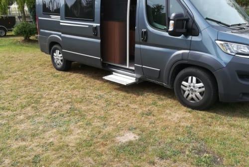 Wohnmobil mieten in Lübbecke von privat | Globecar Max*neu