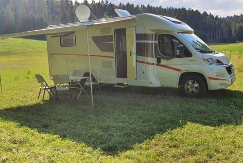 Wohnmobil mieten in Neumarkt in der Oberpfalz von privat | Sunlight LampenfieberT68