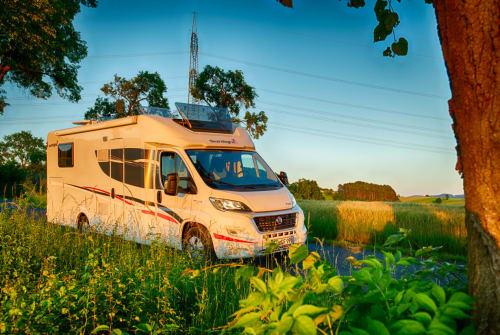 Wohnmobil mieten in Hünfeld von privat | Sunlight CampCar