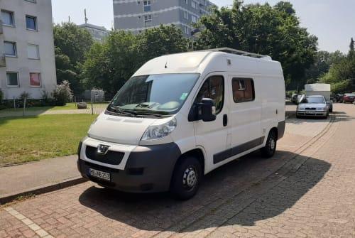 Wohnmobil mieten in Bremen von privat | Peugeot Boxer 2014 Woodi