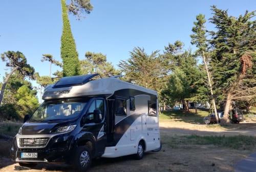 Wohnmobil mieten in Saarbrücken von privat   Forster Julie