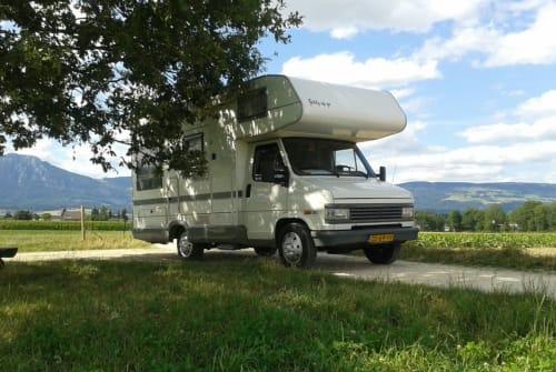 Wohnmobil mieten in Gorinchem von privat   Peugeot Giddy up go
