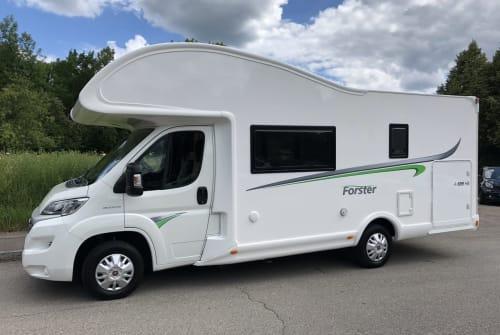 Wohnmobil mieten in Deizisau von privat | Forster Neo