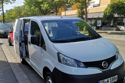Wohnmobil mieten in Saarbrücken von privat   Nissan William der 2.