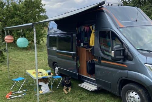 Wohnmobil mieten in Gelnhausen von privat | Globecar Rasmus